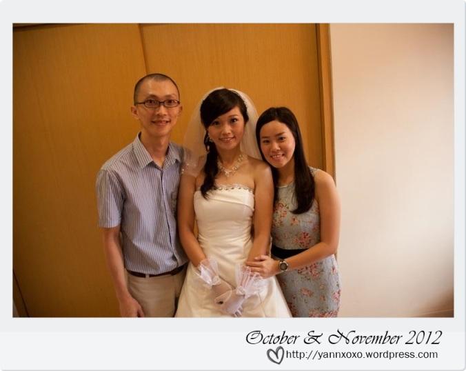 chan & james wedding