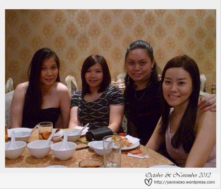 Rina's Wedding Dinner